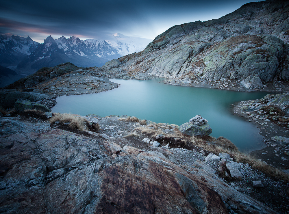 Lac Blanc, Canon EOS 5D Mark II