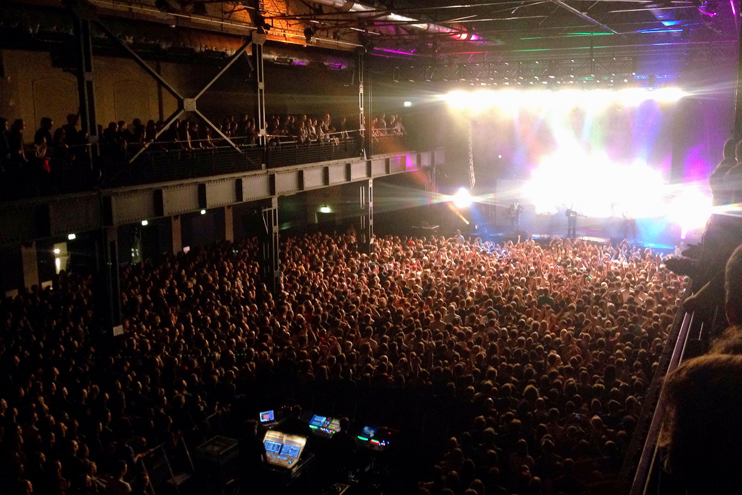 Palladium in Cologne