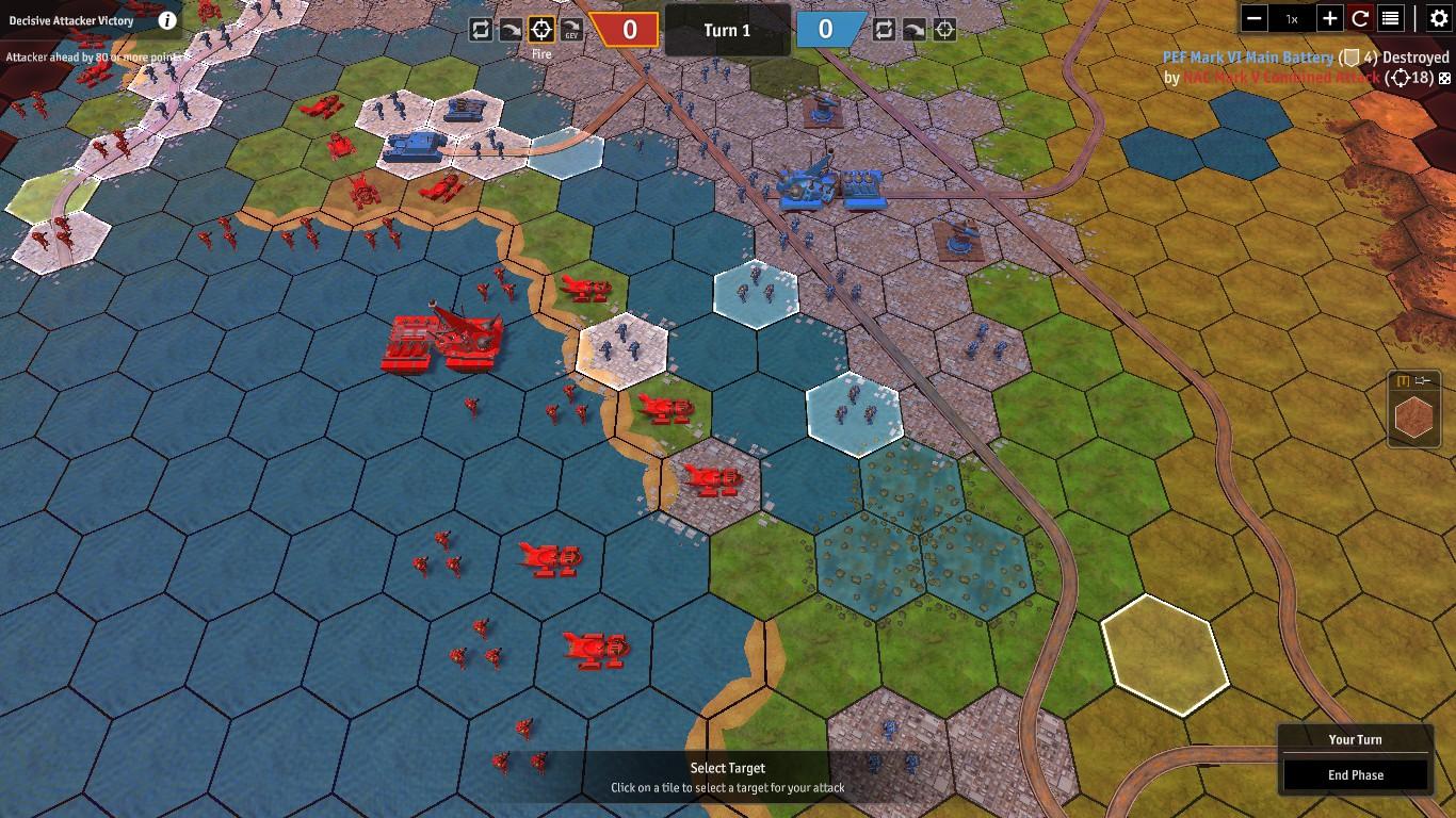 PZMCGWIRE's Invasion of San Diego scenario