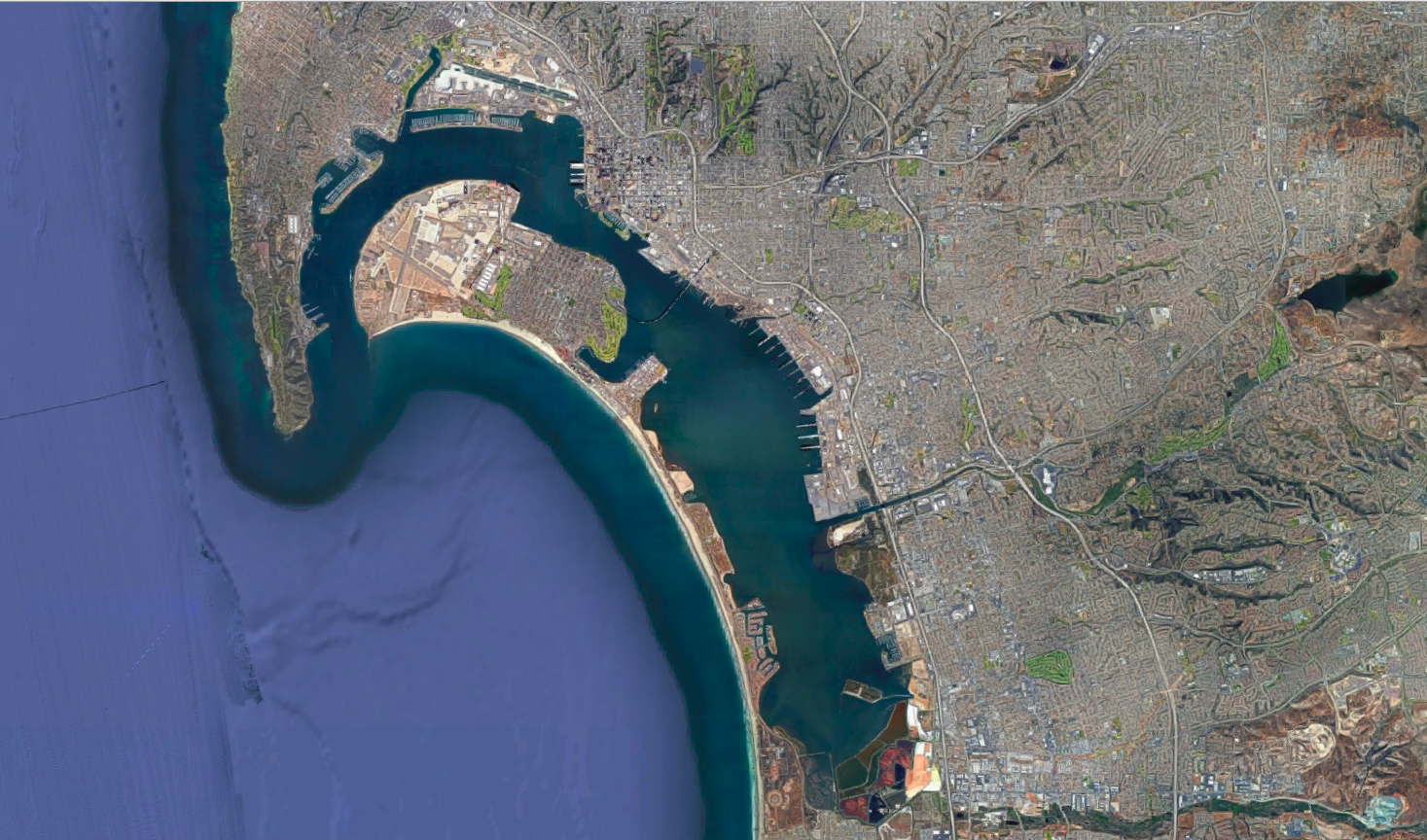 This is pulled from Google Maps. The similarity is incredible!