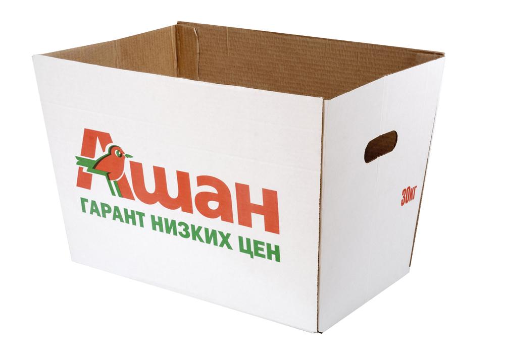 """Короб для """"Ашан"""""""