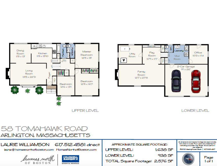 58 Tomahawk Rd Floor Plan