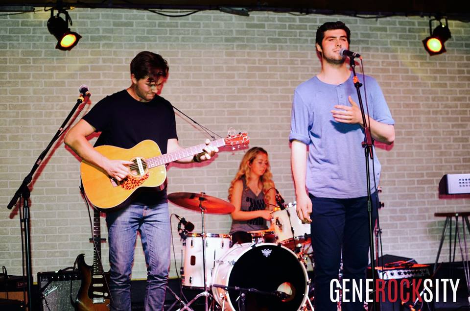 GENEROCKSITY PRESENTS: LIVE & LOCAL @ THE BROOKLYN (10/16)