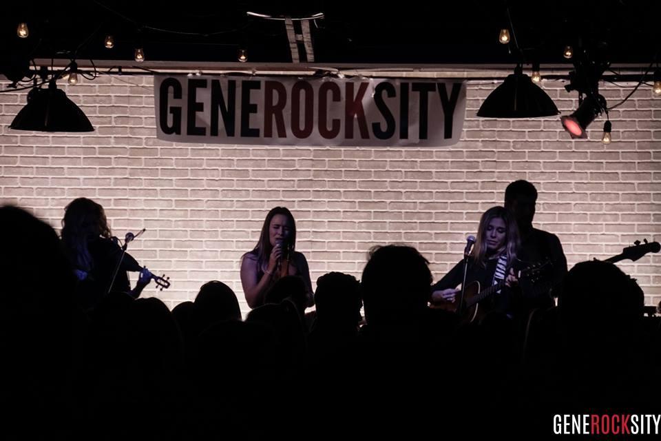 GENEROCKSITY PRESENTS: WINTER SESSIONS @ THE BROOKLYN (1/17)