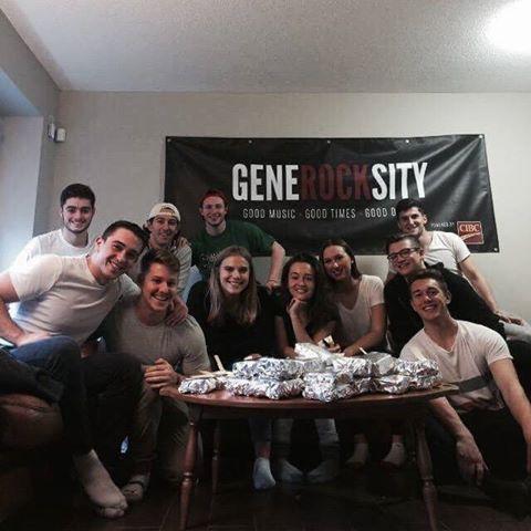 GENEROCKSITY PRESENTS: SANDWICH RUN (11/16)