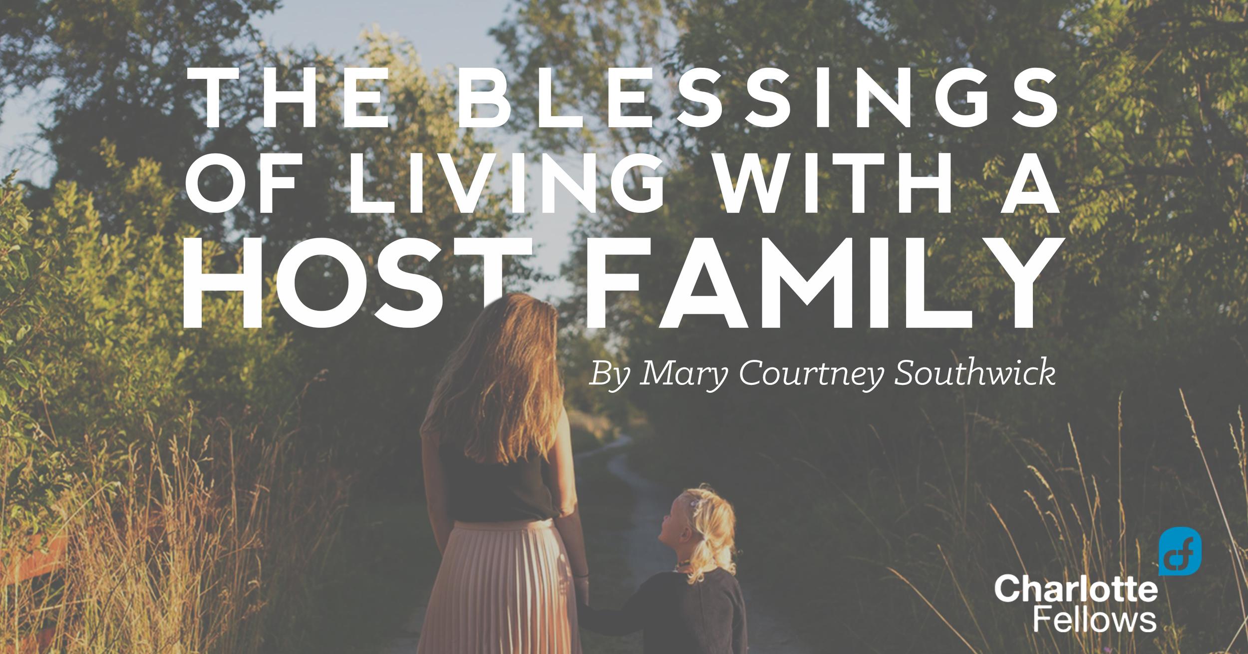 living host family