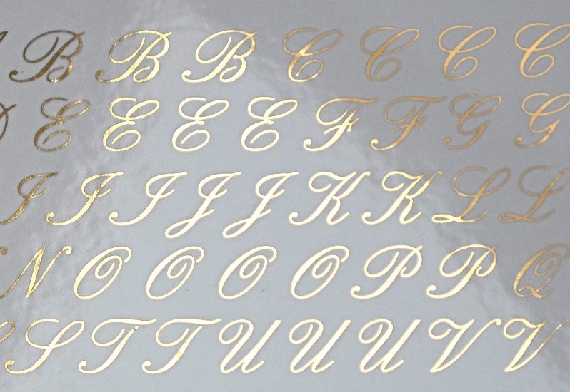 Images to Choose from Waterslide Decal Choose Either Ceramic Enamel or Glass Fusing Decals Ceramic Decal Glass Decal 76832 3 Different Size Sheet Halloween Alphabet Enamel Decal