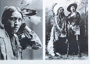 Historical Photos Of Native American Men Not Foodsafe Custom Ceramic Decals Glass Fusing Decals Ceramic Luster Decals