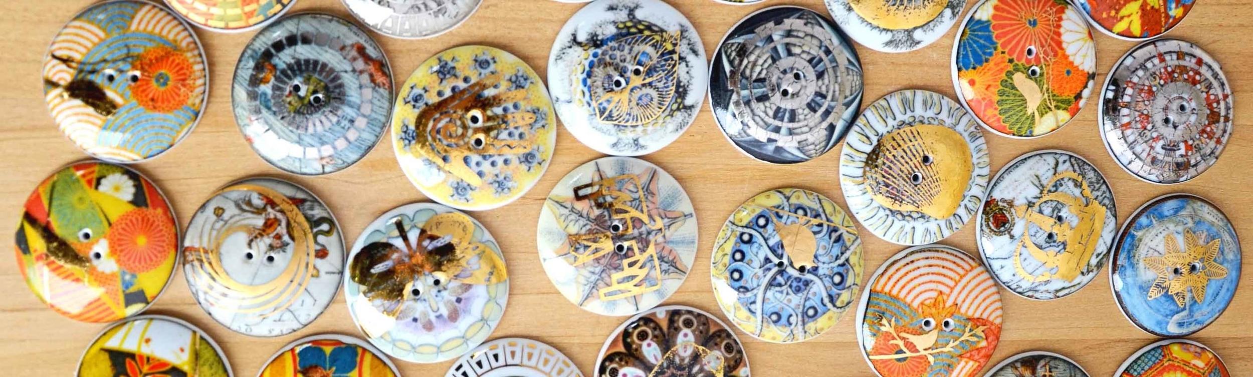 Custom Ceramic Decals   Glass Fusing Decals   Ceramic Luster Decals