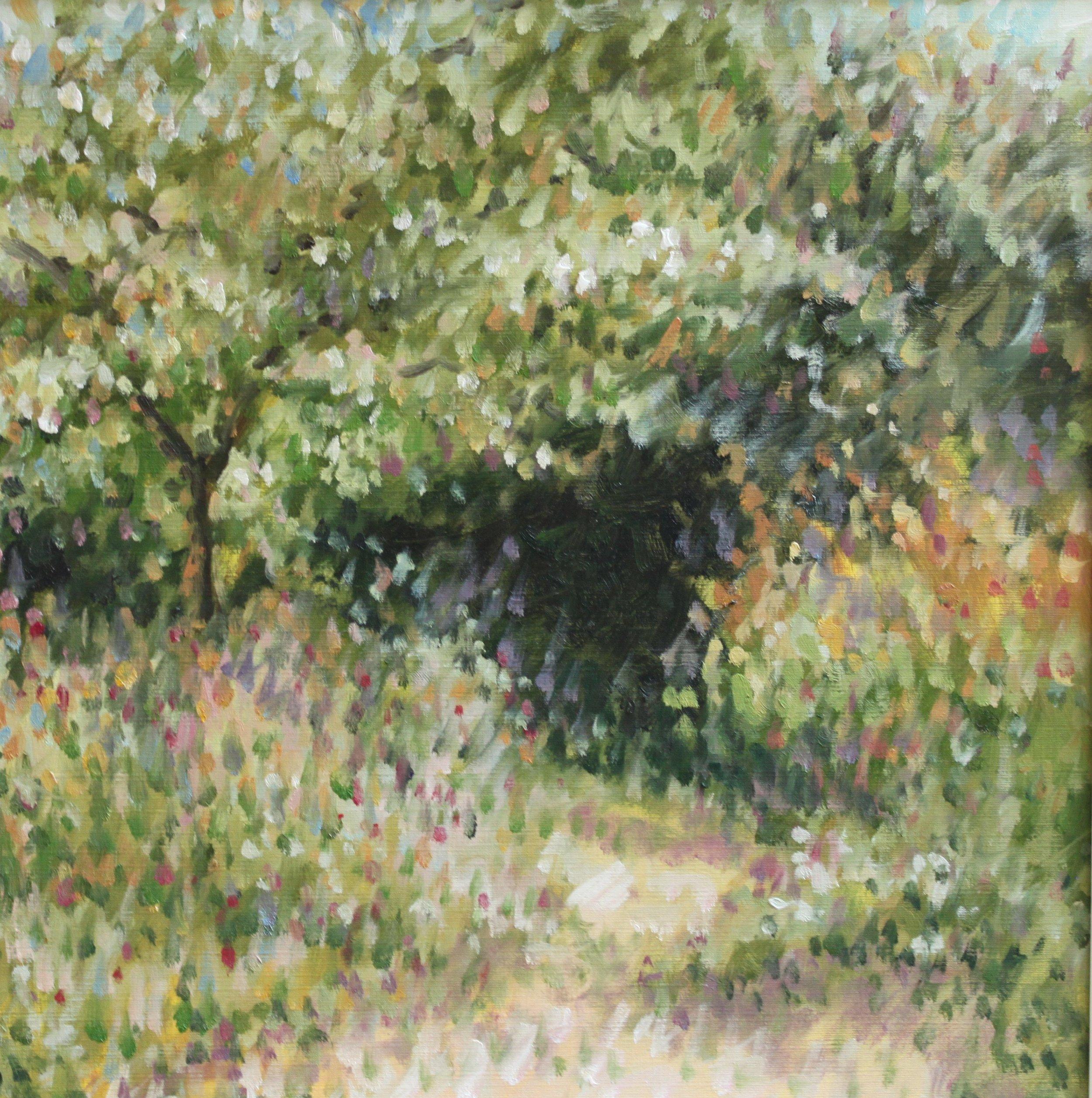 August Garden Impression