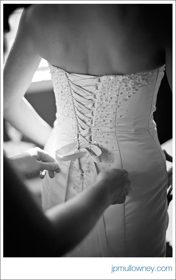 Andrea's Dress Detail