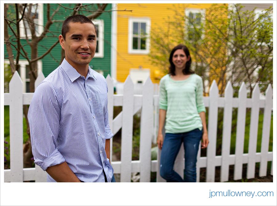 Jon and Julia Masonic Fence