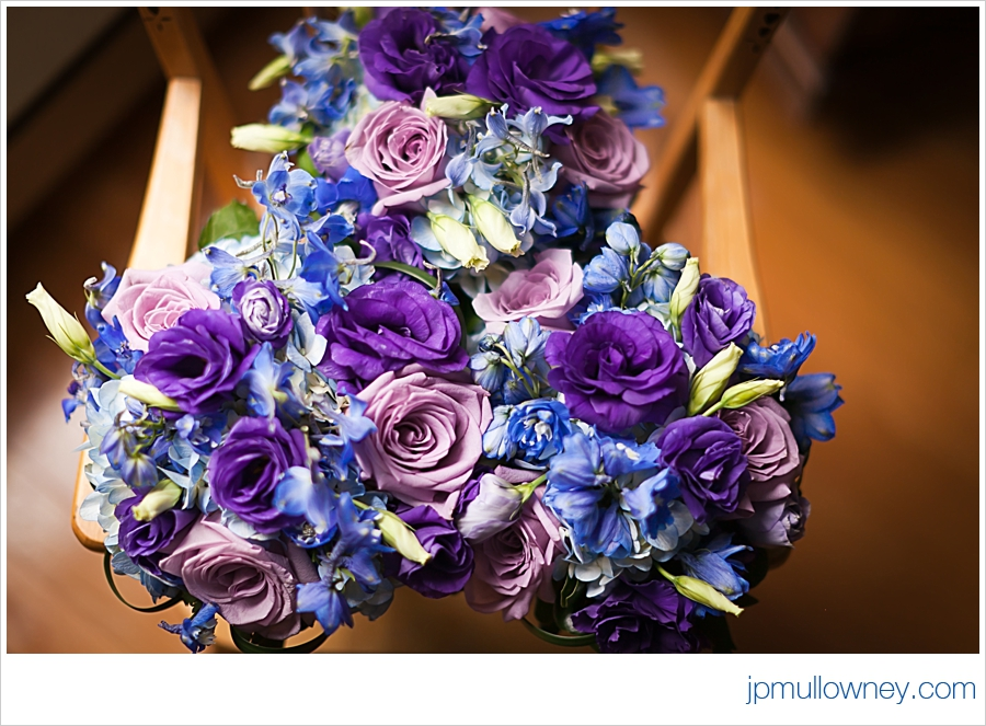 The Bridesmaids Flowers