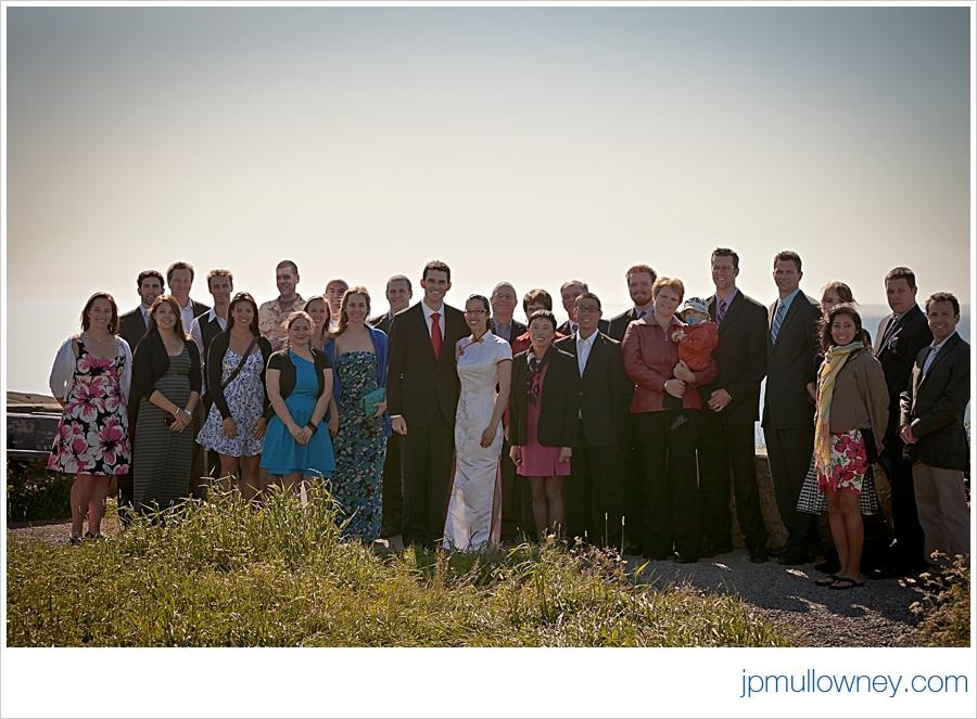 Jasmine and Josh's wedding guests