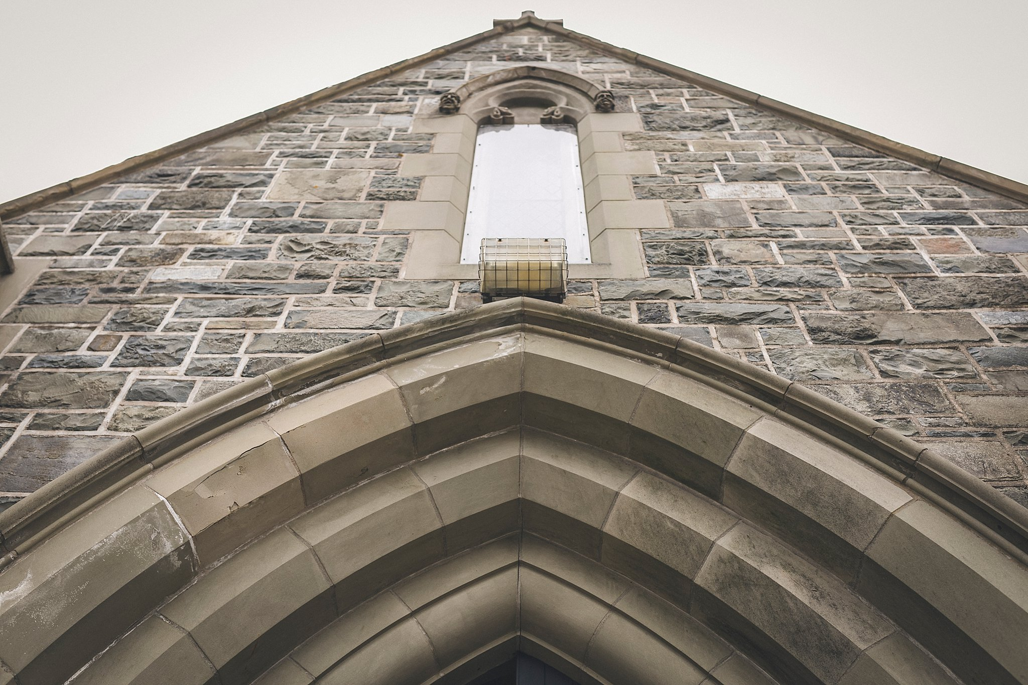 The Anglican Cathedral was the ceremony location for this St. John's, Newfoundland wedding.