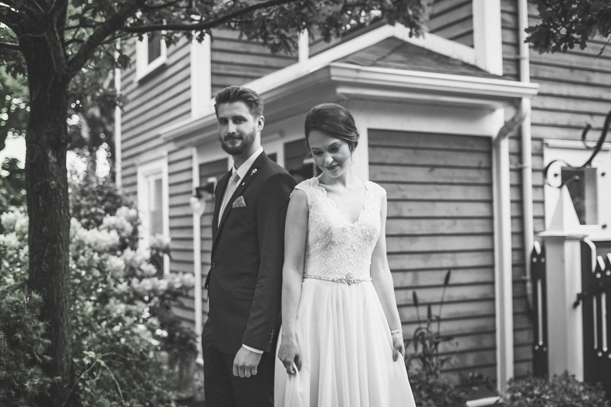 Downtown St. John's Wedding Photography