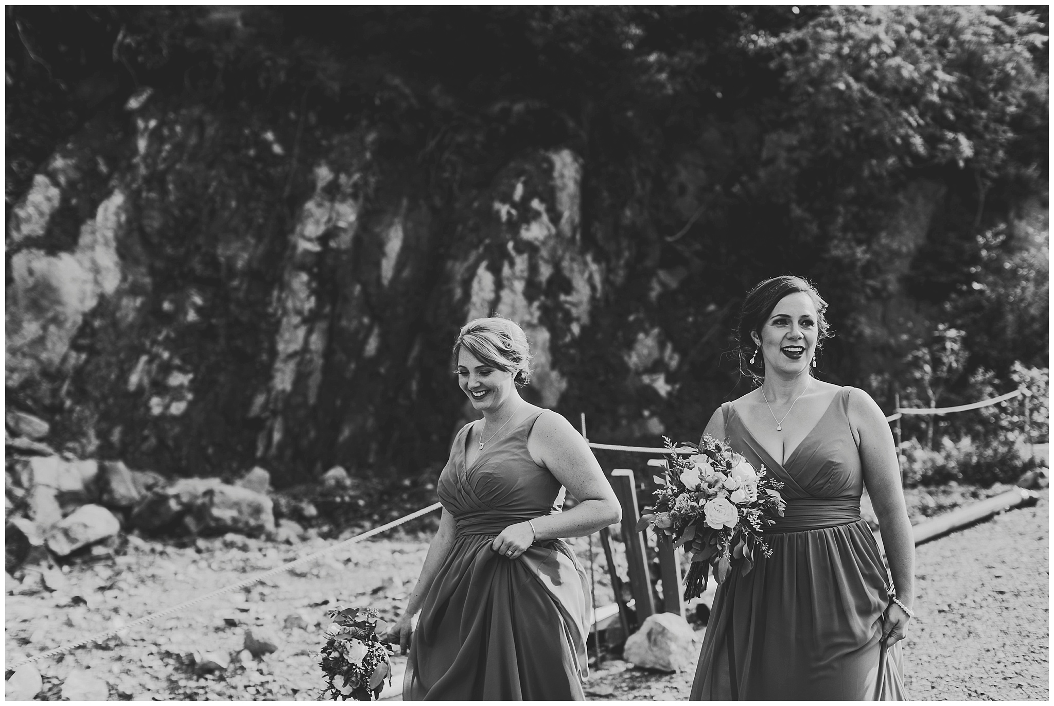 Bridesmaids in Quid Vidi