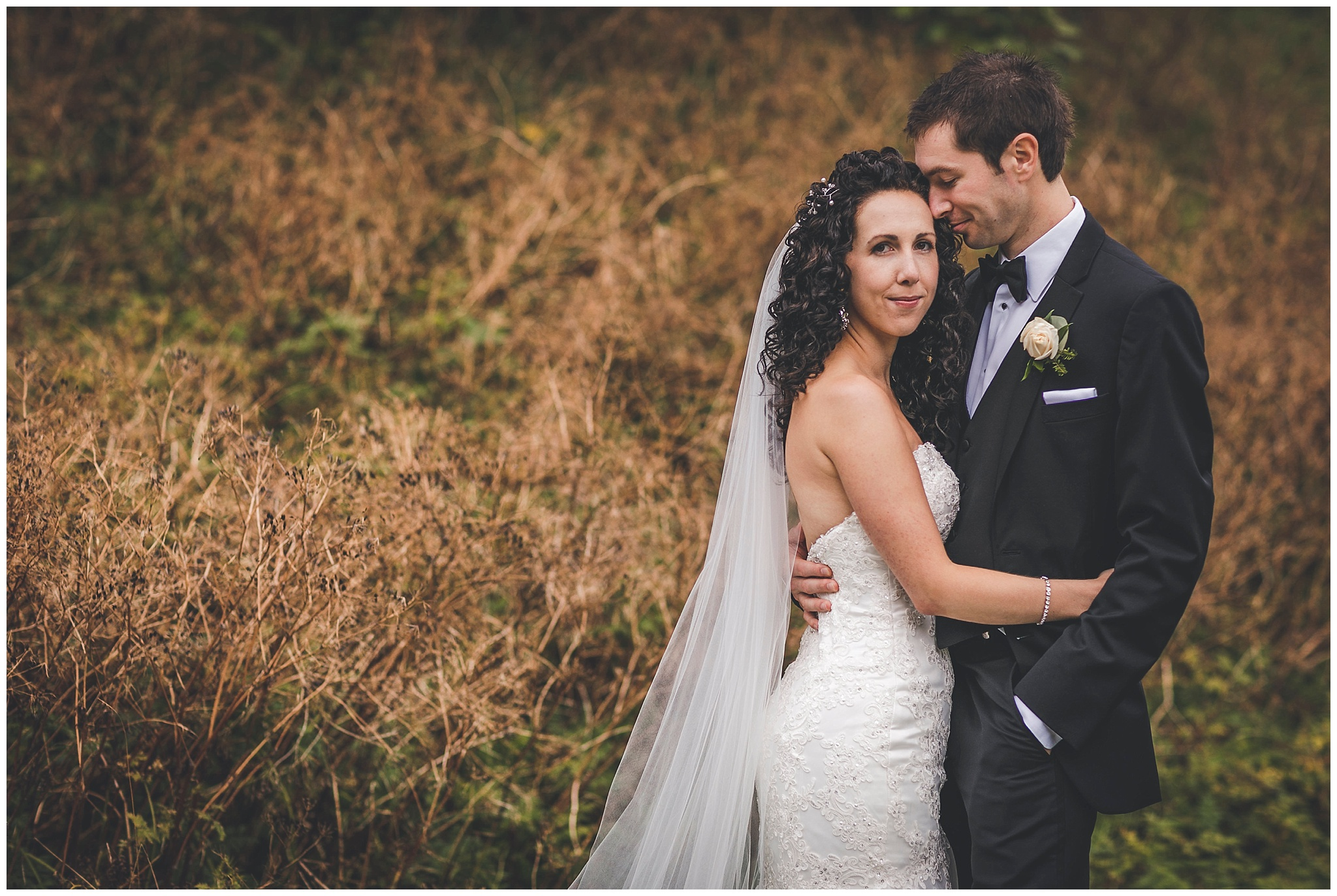 Wedding Couple in St. John's