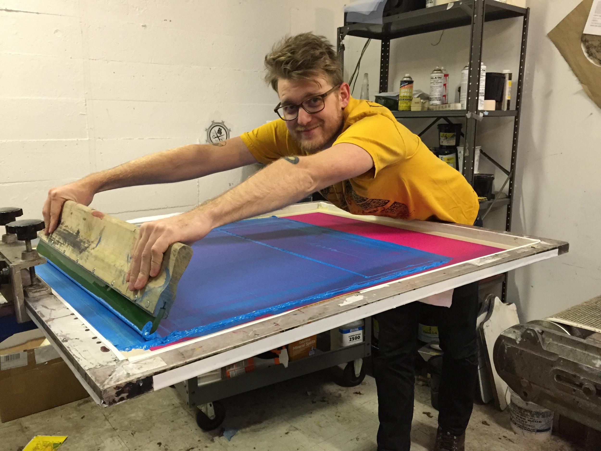 Anthony Hoff - Alchemist Printing Company