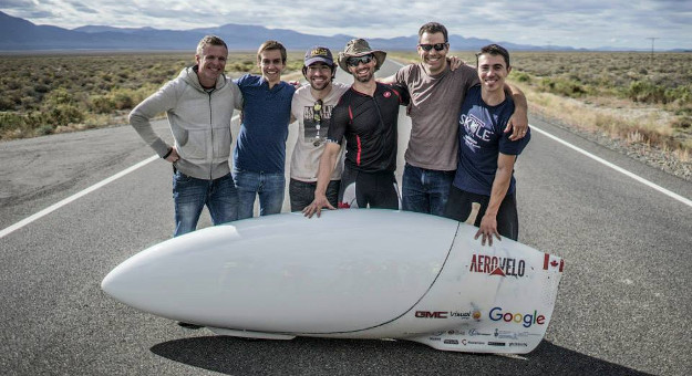 Photo credit AeroVelo 2015
