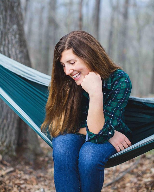 """A new definition to """"let's hang"""", senior portrait edition. I will forever cherish the people I photograph and how life brought us together. This girl has become such a magnificent young lady (shout-out to your family pretty girl) and I hope life after high school is everything you want and more."""