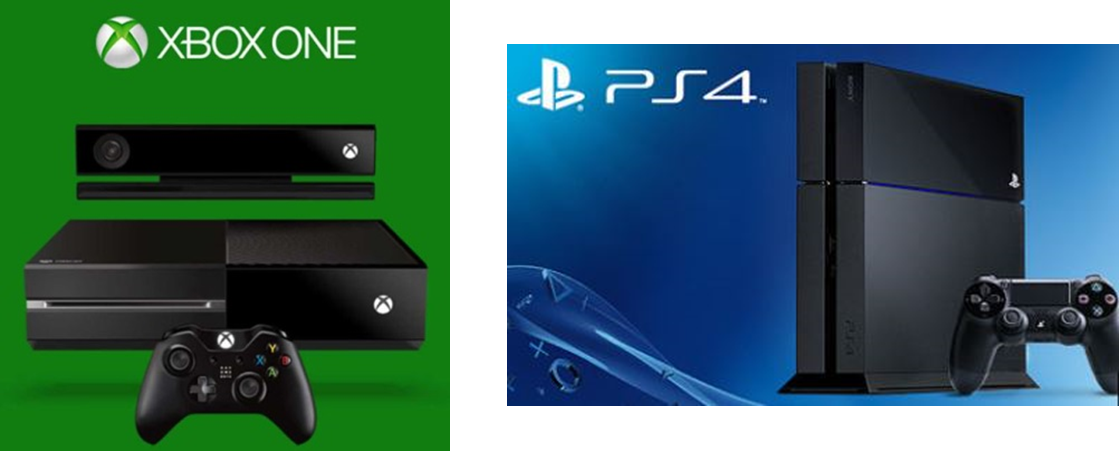 Grand Prize Option 3: XBOX One or PS4!