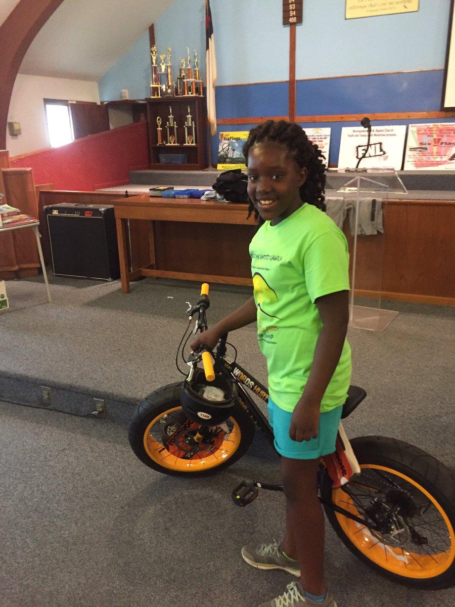 Lanija from Metrropolitan Baptist Chuch Summer Camp