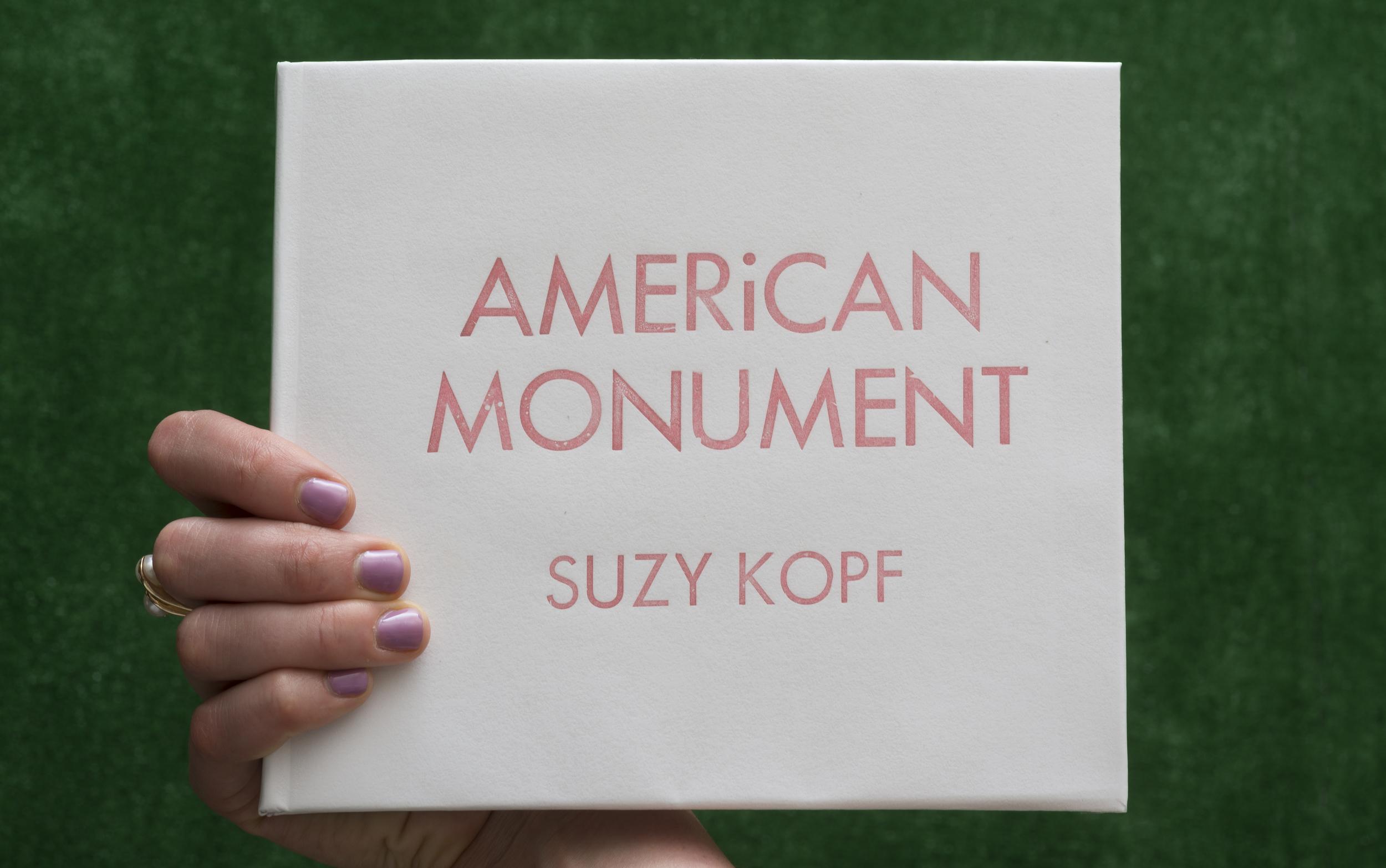 American Monument, 2016