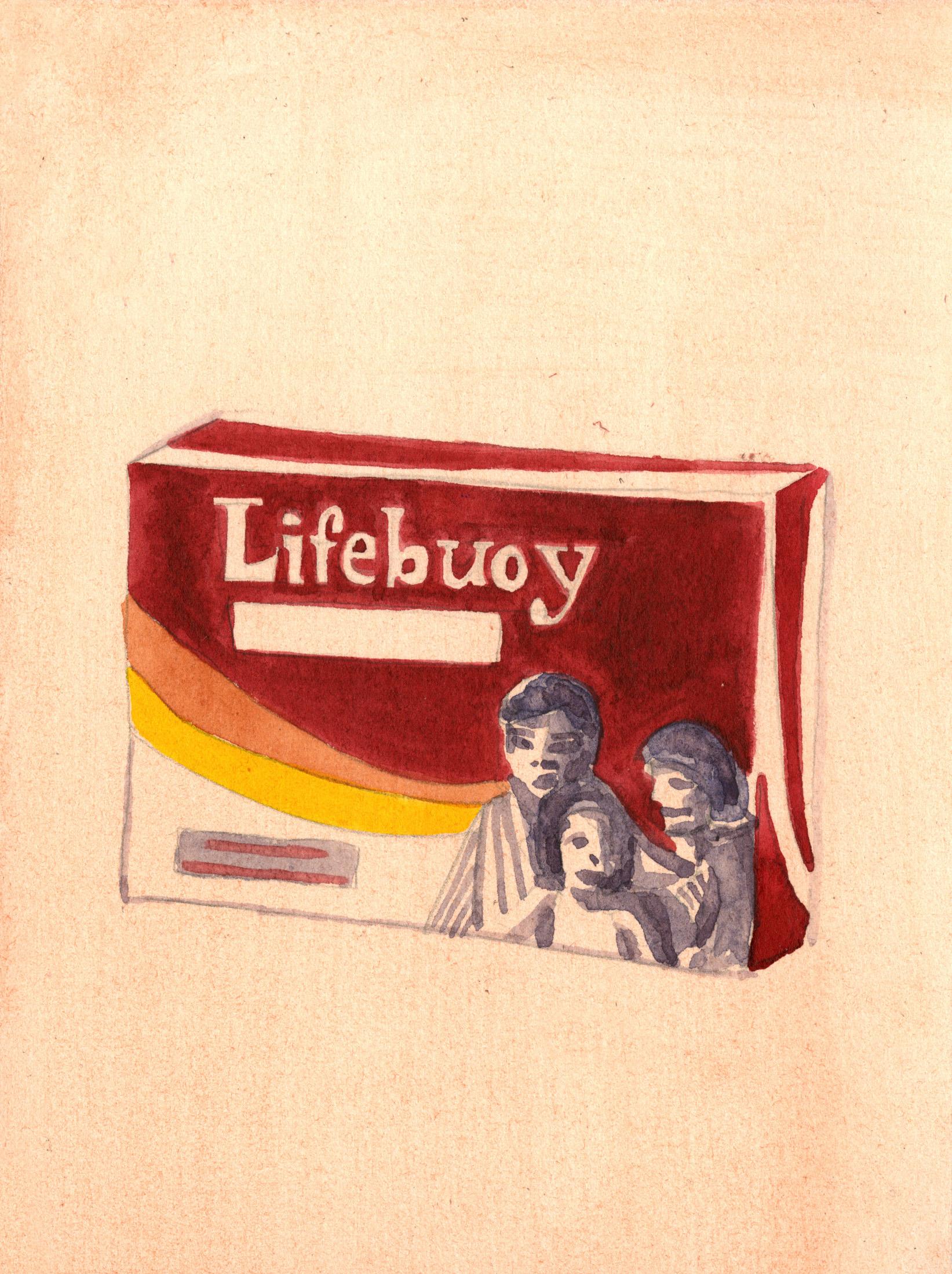 Lifebuoy, 2014