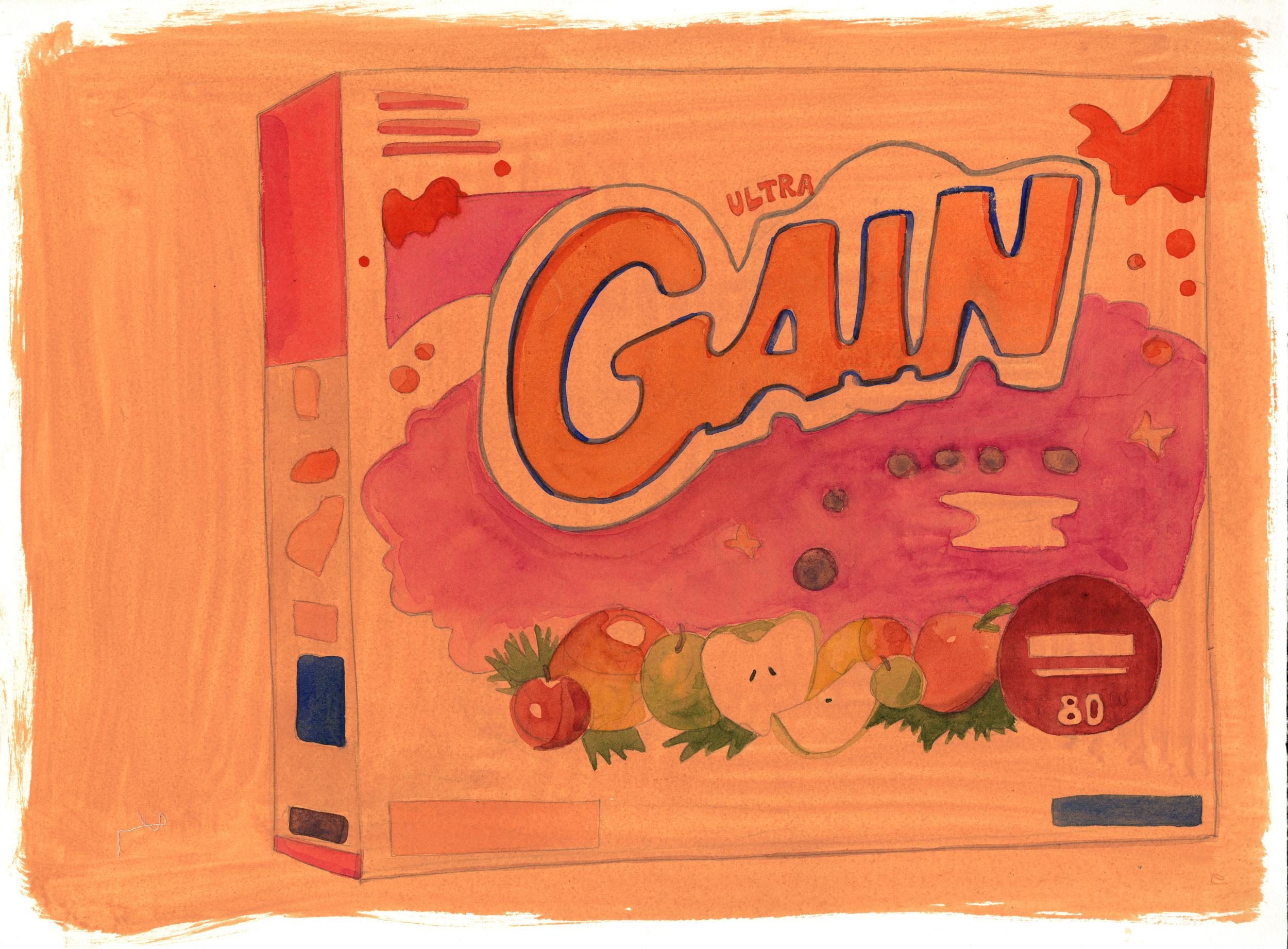 Gain, 2014