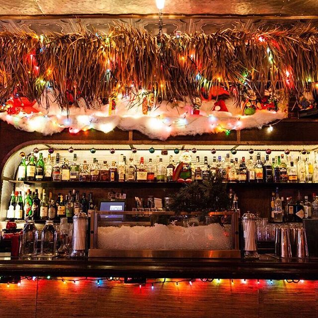 We're getting ready to transform into @sippinsanta through December. Check their website to find where you can celebrate the holidays tiki style! 🌴🎅🏼🍹