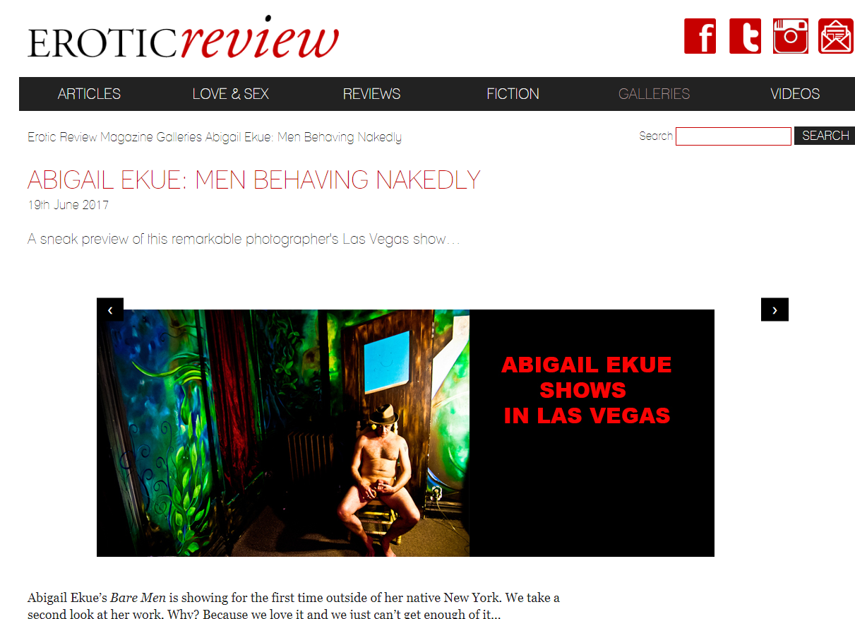 Abigail Ekue  Men Behaving Nakedly » Erotic Review.png