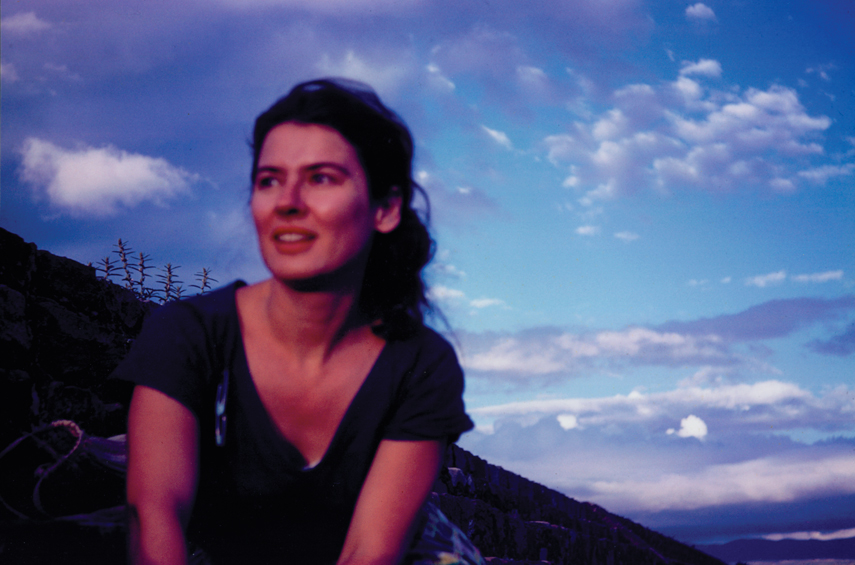 Gertrude Barnstone, Mexico 1959.