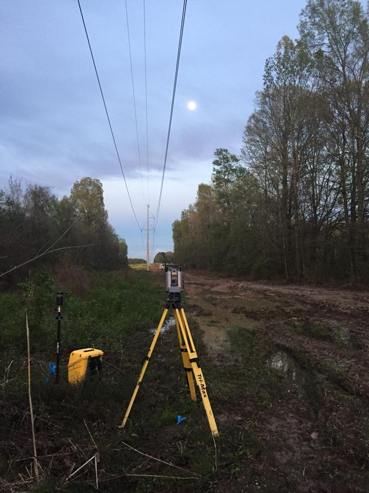 Entergy - Morton to Forest Transmission Line, Mississippi  2018