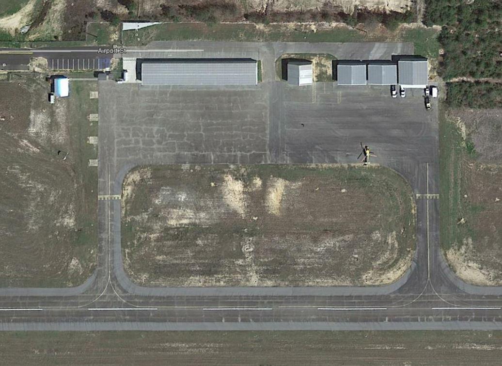 City of Wiggins - GPS Survey - Dean Griffin Memorial Airport (DGMA)  2018