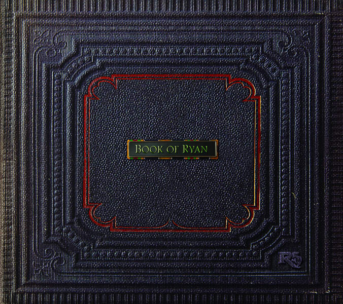 "4/5- Royce Da 5'9""-  Book of Ryan"