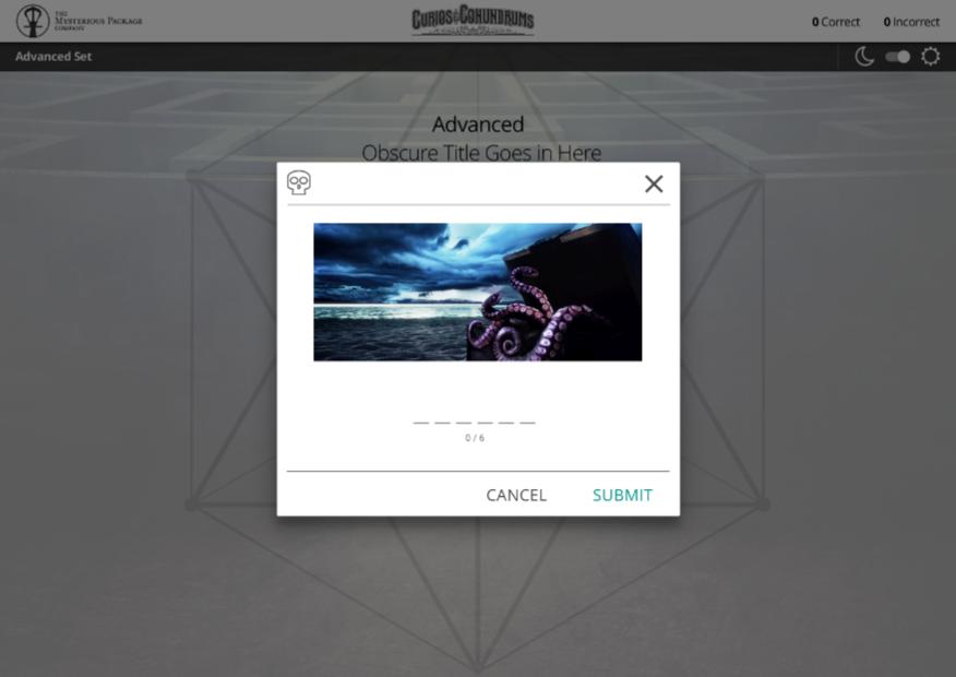 Advanced Set Answer Input (Image)