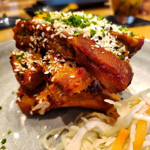 Korean ribs ❤️