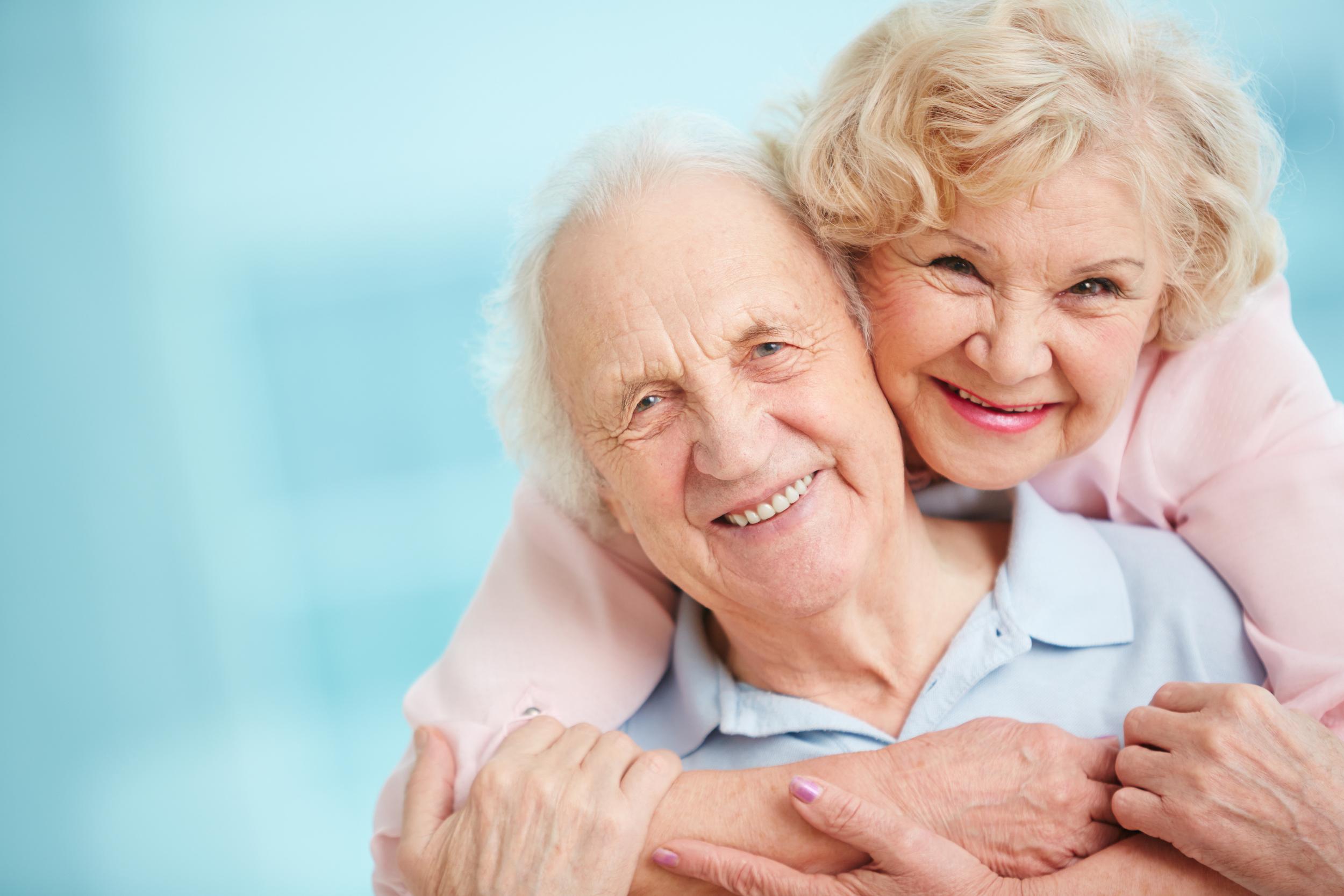 Magnolia Dental, Best Orlando Dentist, Elderly teeth