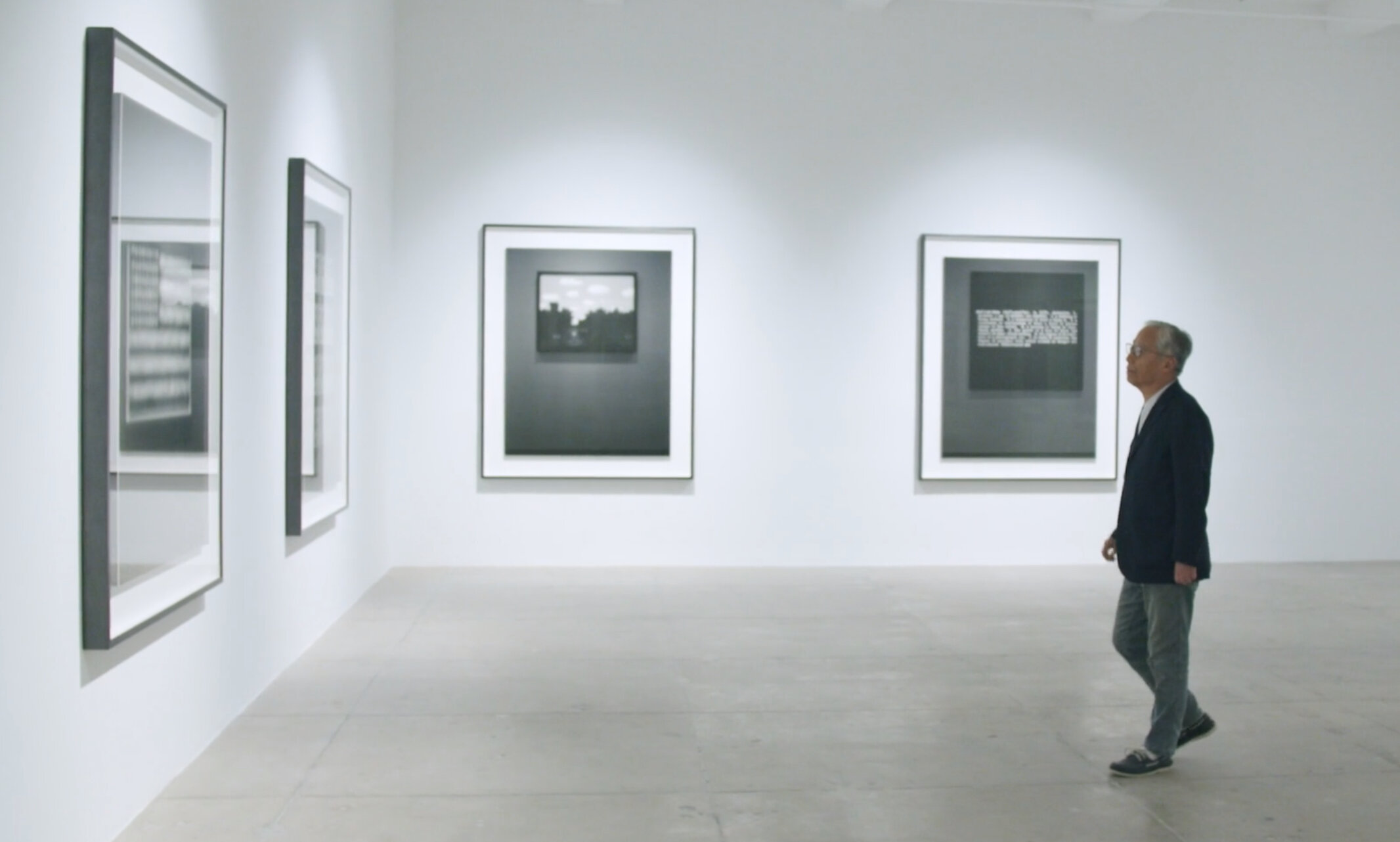 Past Presence Hiroshi Sugimoto on Vimeo