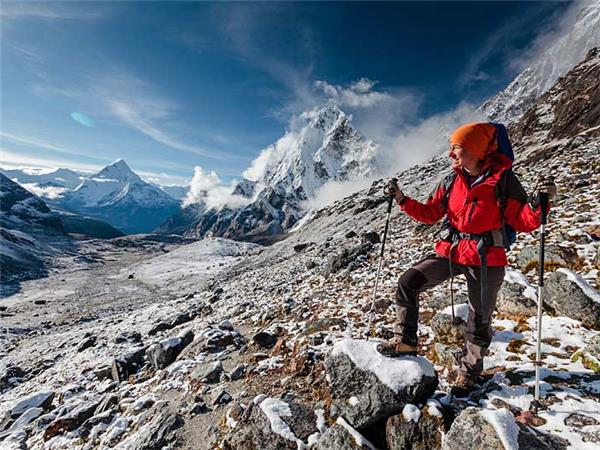 This year Hope for Children will be supported by our  Everest Base Camp Trek