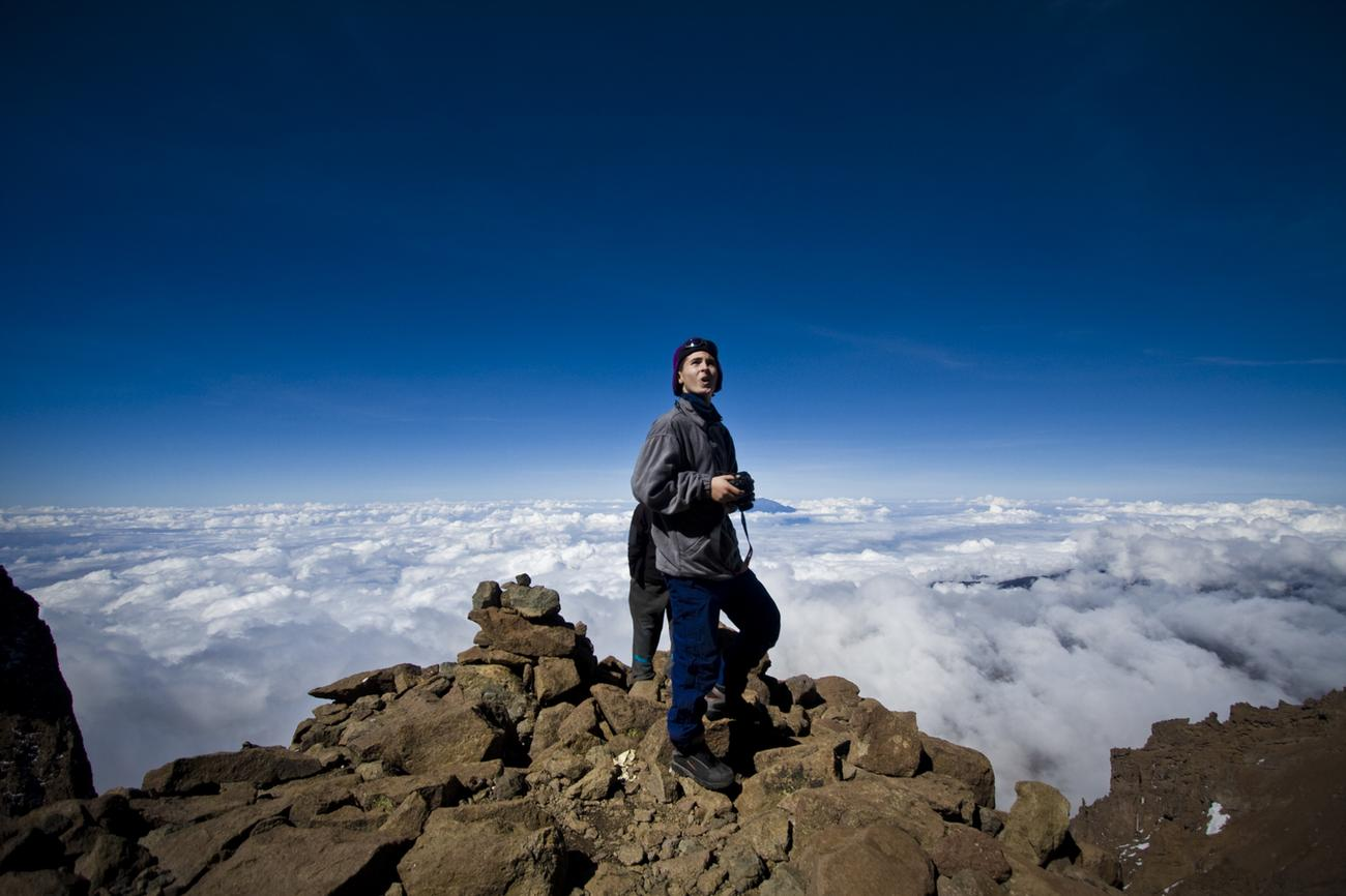 This year COCO will be supported by our  Kilimanjaro Trek