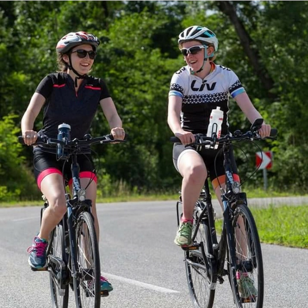 This year Breast Cancer Now will be supported by:   The London to Paris Cycle Ride    The London Mega Raid