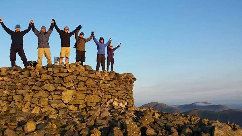 This year the Mountain Rescue Charity will be supported by our students participating in the  Three Peaks Challenge