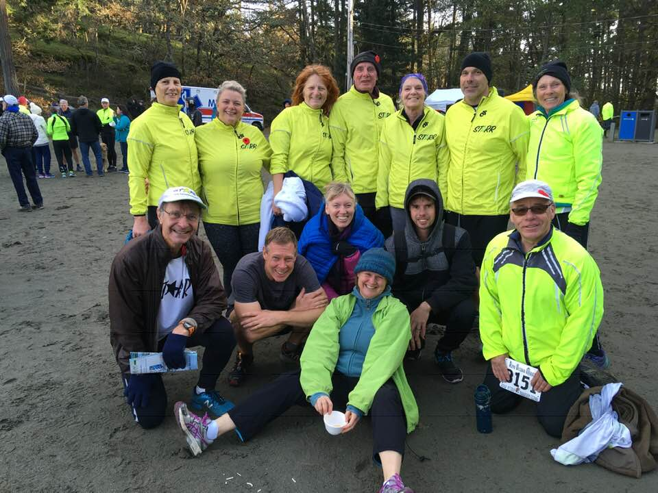 2018 Thetis Lake Relay