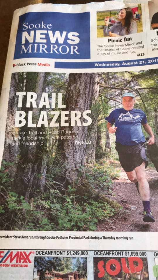 Trail Running Article