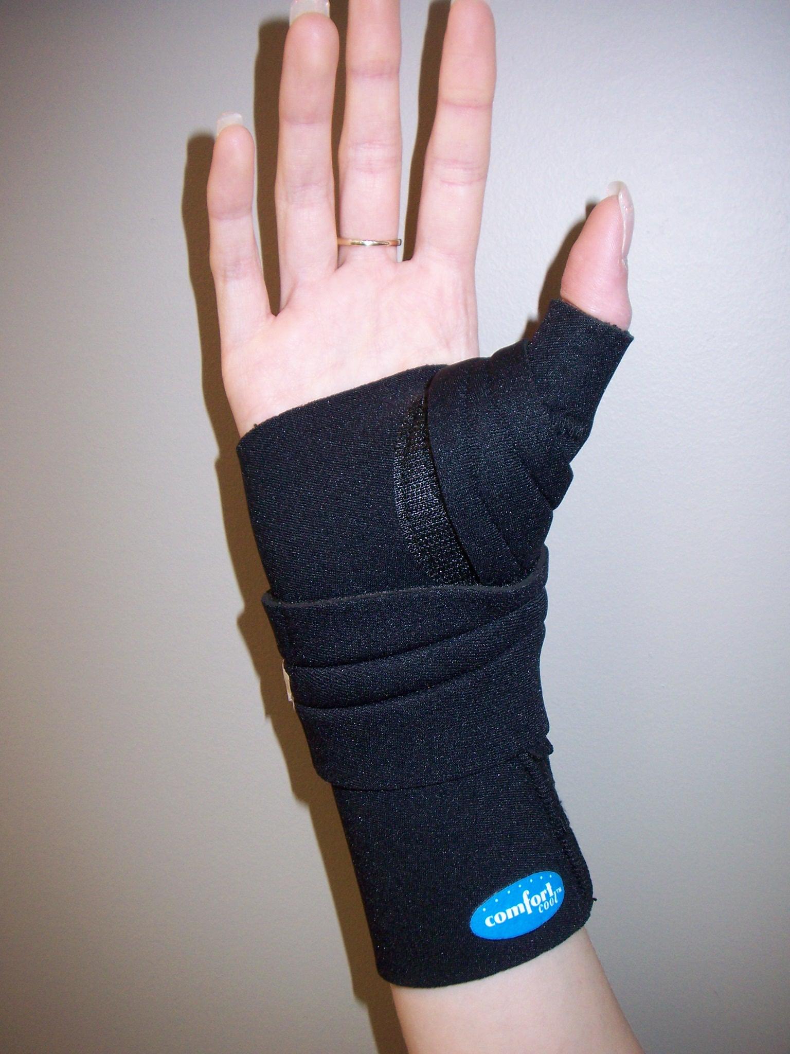Forearm Based Neoprene Comfort