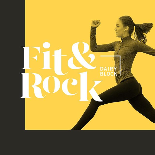 Here we go yo,  here we go yo! . . Catch us @rrroadshow every Tuesday night, for the next two months as part of the Fit & Rock series  @dairyblock . . Come get (post) work day sweaty with us! . . Mount Up! . Reg link in bio😎