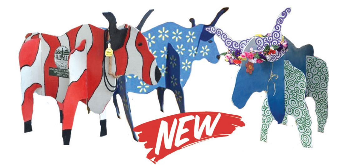 SPONSOR A BUSINESS BULL THIS YEAR & ADVERTISE FOR YOUR BUSINESS!!
