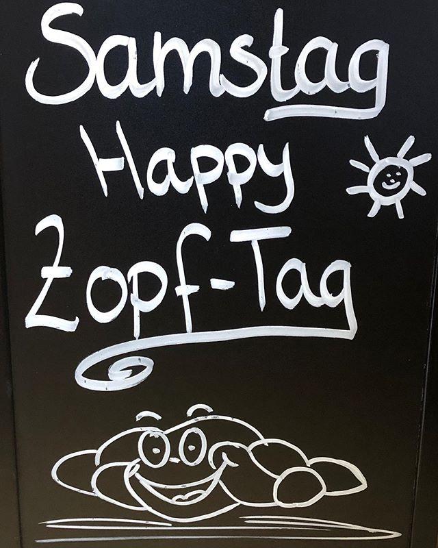 💥Morgen ist wieder Happy Zopf-Samstag in der Bäckerei Müller💥 Knopf - 4 CHF 500g - 6 CHF 700g - 8 CHF 1000g - 10 CHF Auf die Zöpfe, Fertig, Los 🏃🏼♂️🥳 #saanen #gstaad #bakery #zopfliebe #happyzopftag #coffee #saanenland #baeckerei
